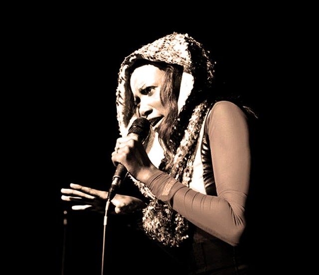 Lulu James - Soul, Straight outta Newcastle.