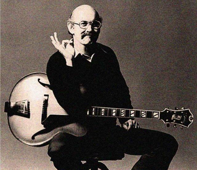 Jim Hall - the passing of another eloquent elder statesman of Jazz.