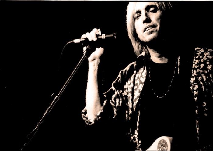 Tom Petty - keeper of the keys to Heartland Rock.
