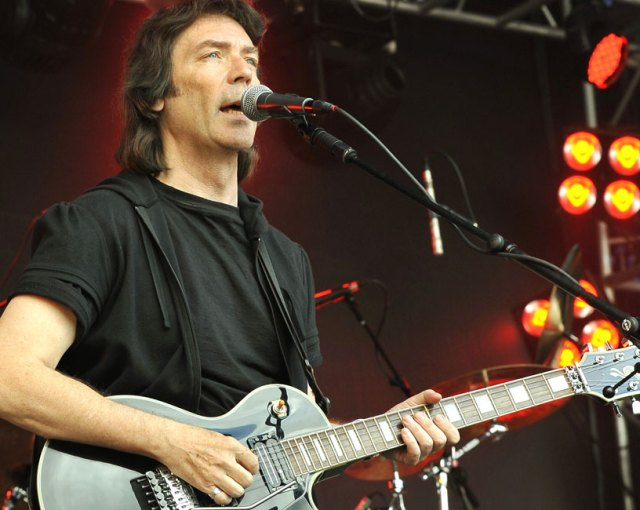 Steve Hackett - Continuing a rich legacy that began with Genesis.