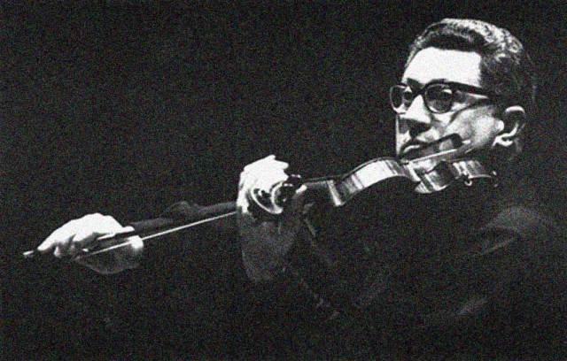 A classic concert - a lesser-known Violin Concerto.