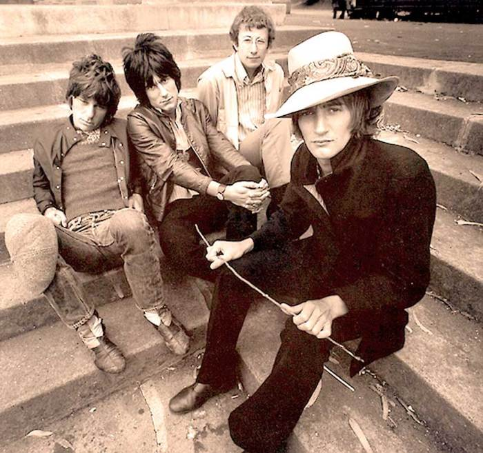 The Jeff Beck Group in 1968 - launching pad for a bevy of household names.