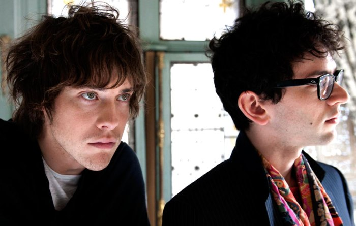 MGMT - Preserved for posterity while promoting their latest.