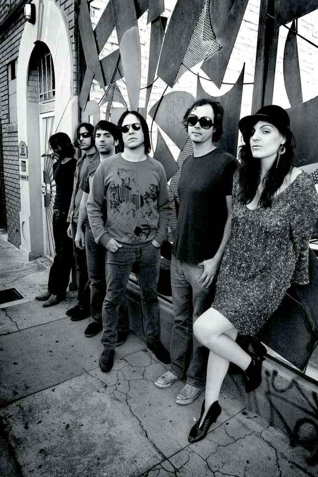 The Warlocks - L.A.'s very own.