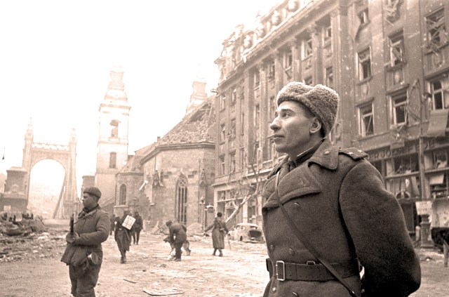 Red Army - Spring 1945