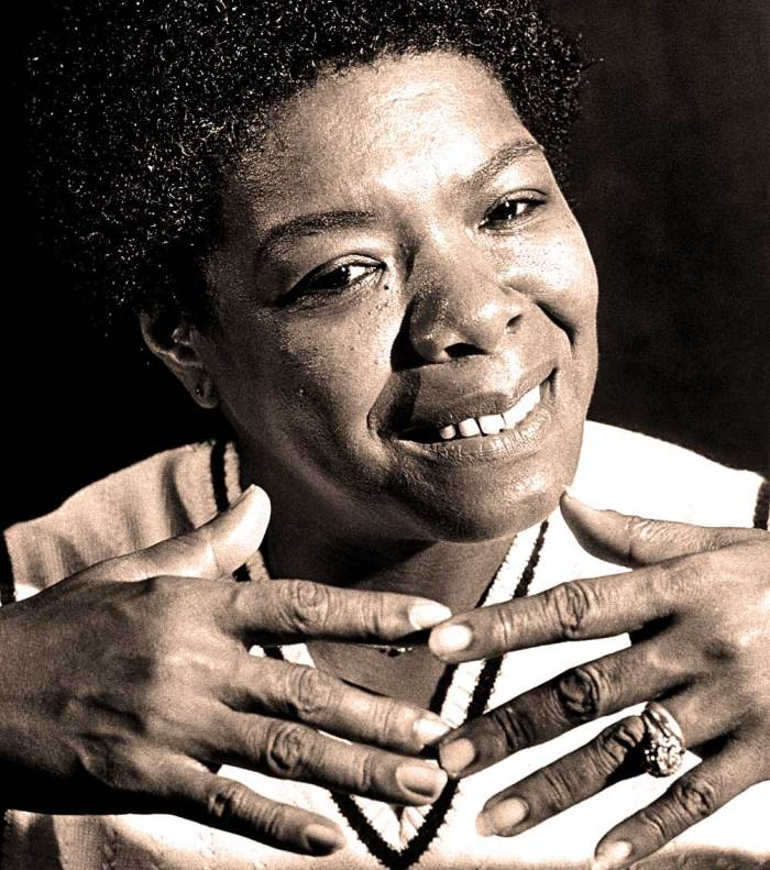 Maya Angelou - the song is ended, the story lives on.