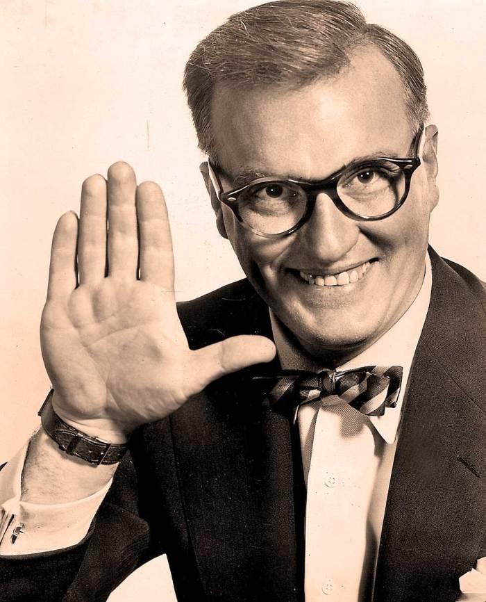 Dave Garroway  - Epitomized the 1950s mainstream.