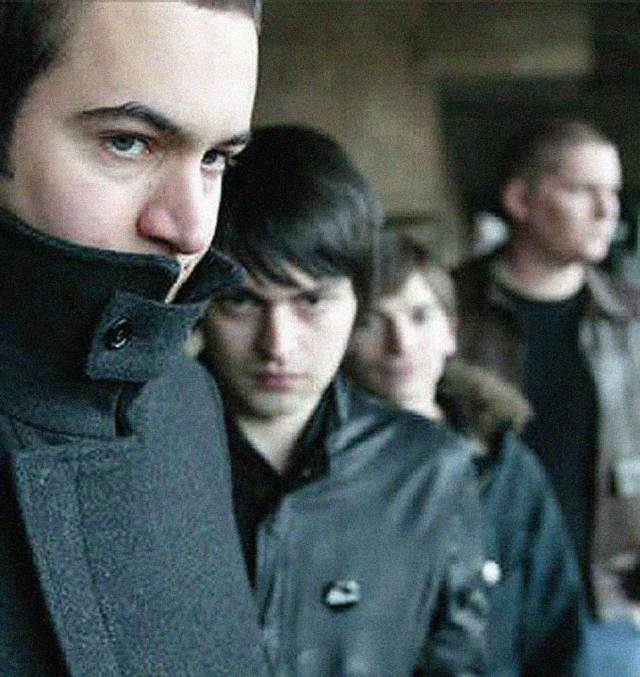 Editors - broody, those affairs of the heart.