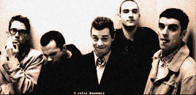 Trashcan Sinatras - One the Desert Island bands.