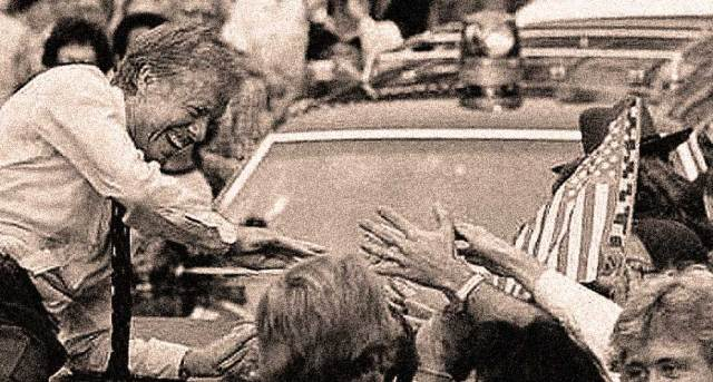 Jimmy Carter comes to L.A.