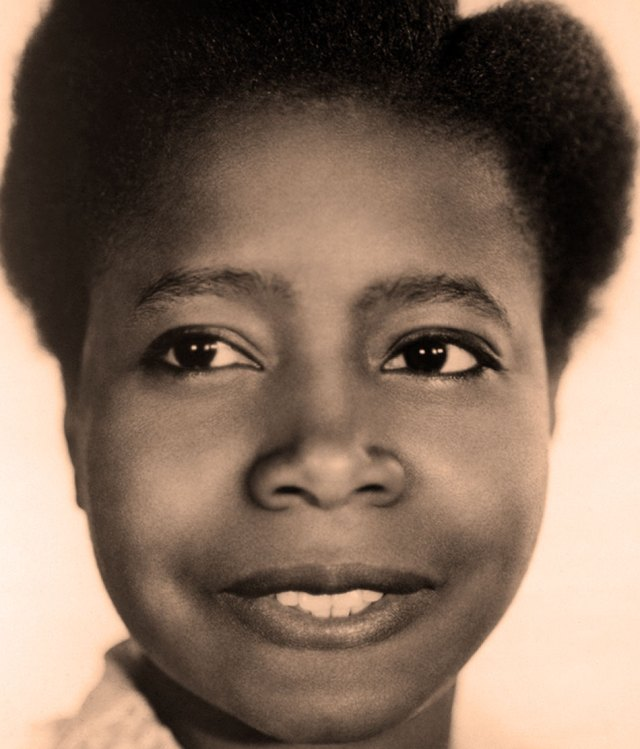 """Thelma """"Butterfly"""" McQueen - The roles were limited - the talent was not."""
