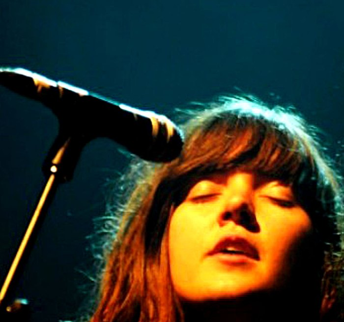 Courtney Barnett - A glasto highlight this year.