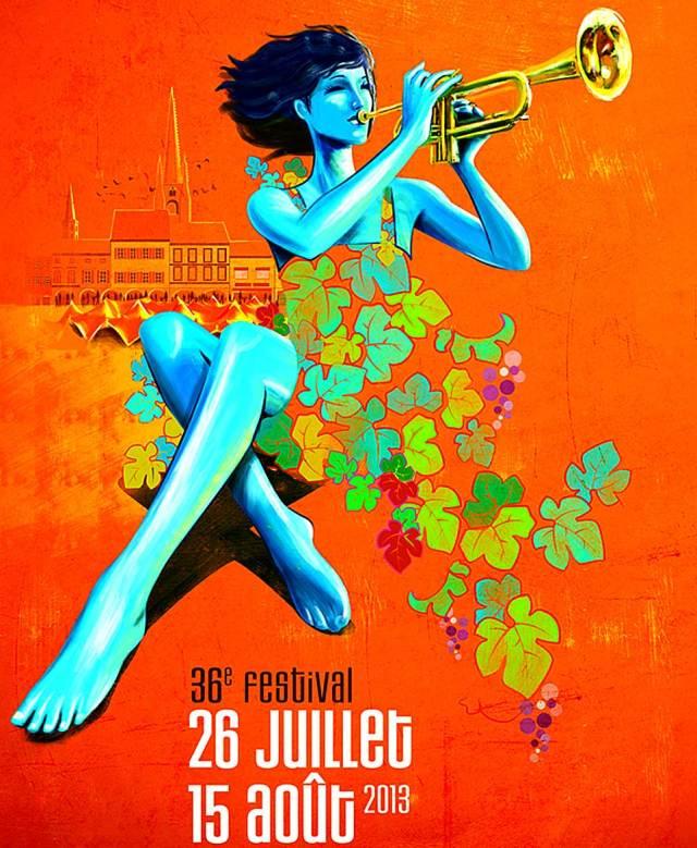 2013 Marciac Festival - A splendid time was had by all.