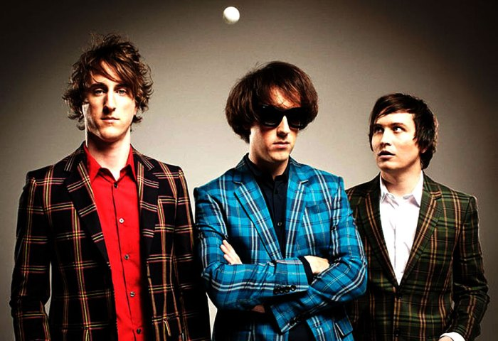 The Wombats - Refreshingly unexpected.