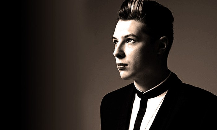 John Newman - Blue-eyed Northern Soul.