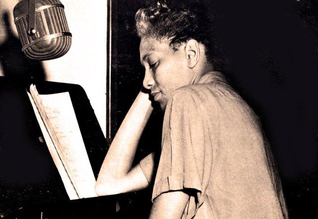 Little Jimmy Scott (1925-2014) the most distinctive voice in music.