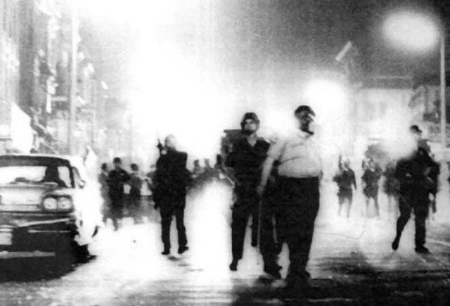 Summer '67 - Barbecues and Teargas.