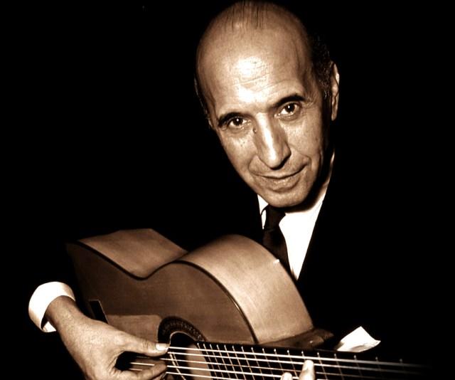 Carlos Montoya - a Master of Flamenco.