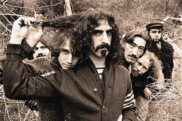 Frank Zappa - Made it all free by setting up the restrictions.