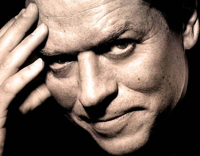 Robert Palmer - a good career gone stratospheric thanks to MTV.