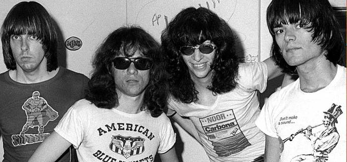 The Ramones - fun while it lasted.