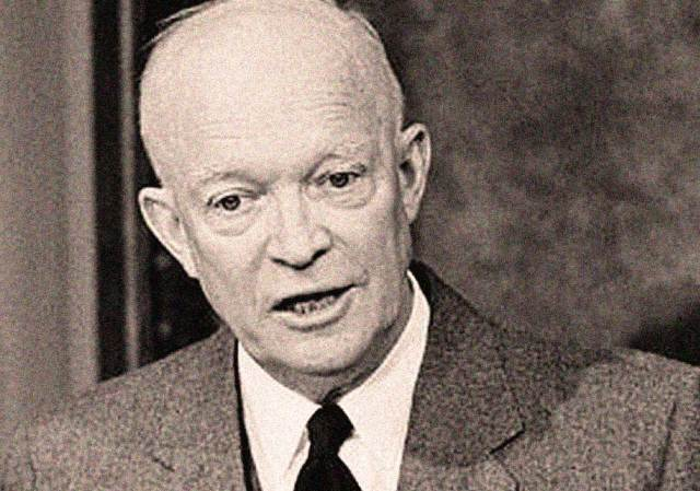 President Eisenhower -  A few words about honesty and responsibility in 1955.