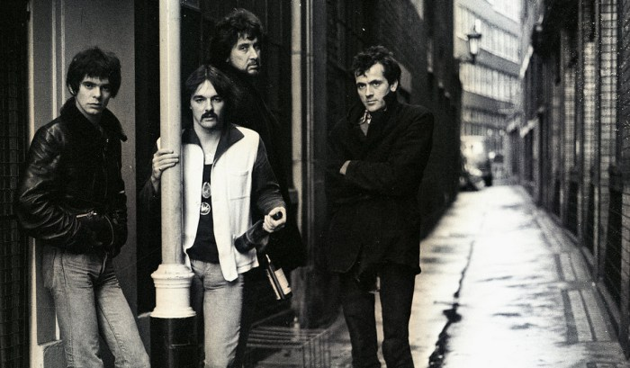 The Stranglers - Part of that wave which upset the 70s in a big way.