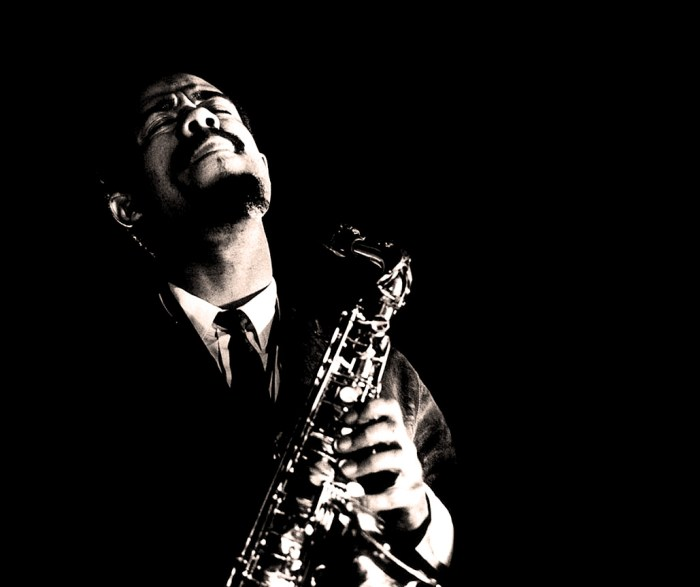 Eric Dolphy - entering new vistas.