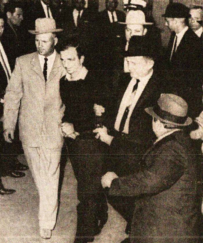 According to the report, Lee Harvey Oswald acted alone and Jack Ruby acted on impulse.