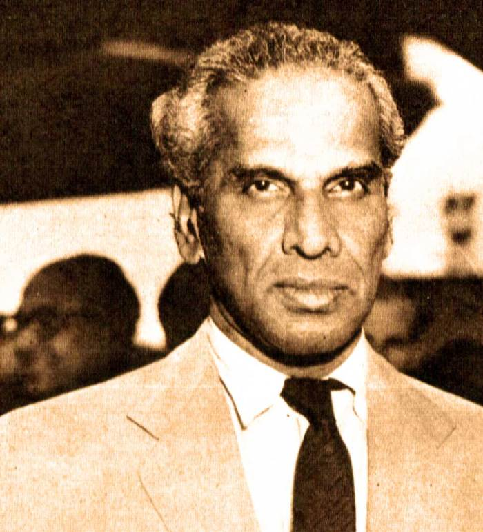 VK Krishna Menon - contentious questions got contentious answers.