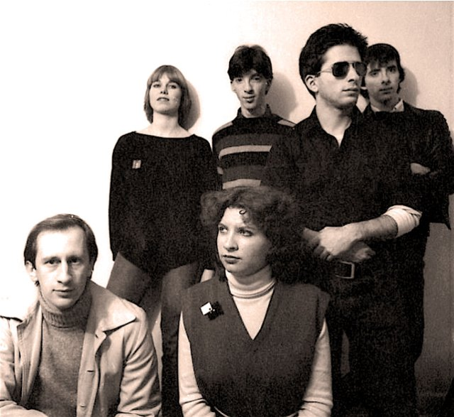 Martha & the Muffins - Canada's entry in the 1980s New Wave Sweepstakes.