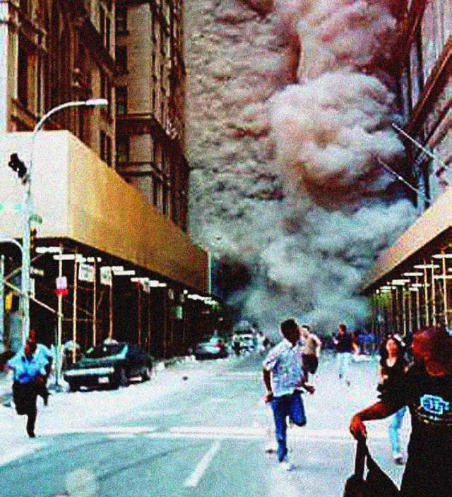 At the time, the motives were as clear as the cloud of smoke and debris spreading over Manhattan.