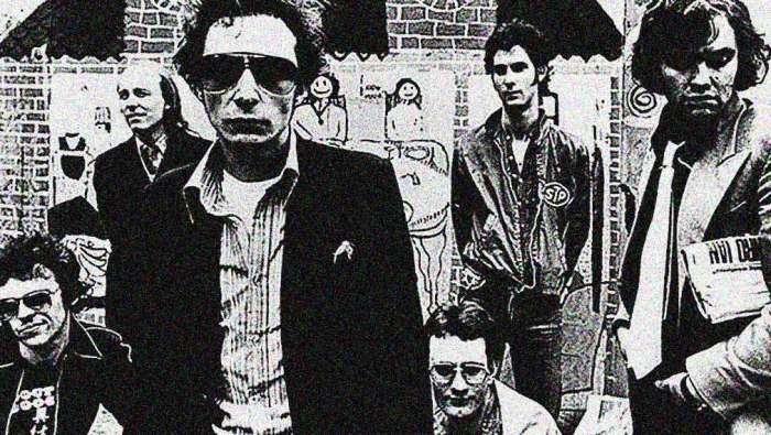 Graham Parker and The Rumour - evolution of Pub Rock by the late 70s.