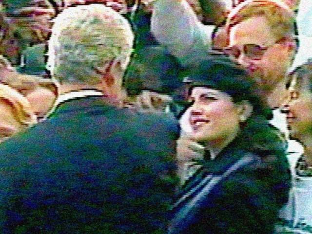 The Lewinsky Affair - the cacophony of Clucks and Tut-tuts emanating from Capitol Hill was palpable.