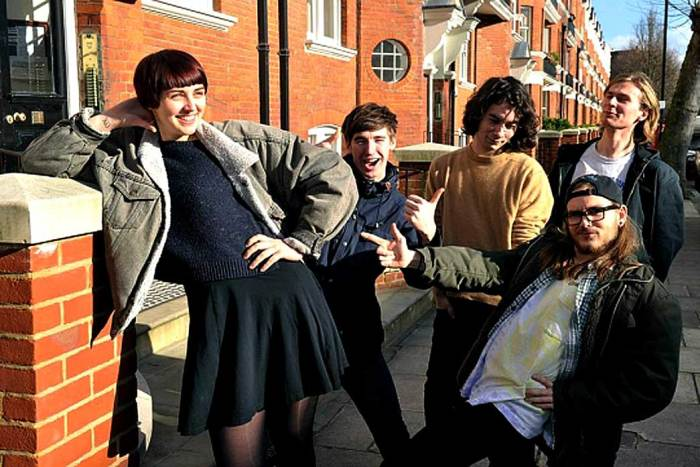 Joanna Gruesome - cheery in their darkness - or dark in their cheeriness - take your pick.