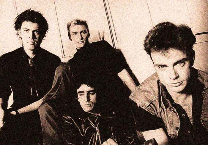 Killing Joke - upping the shoe-gaze ante a bit.