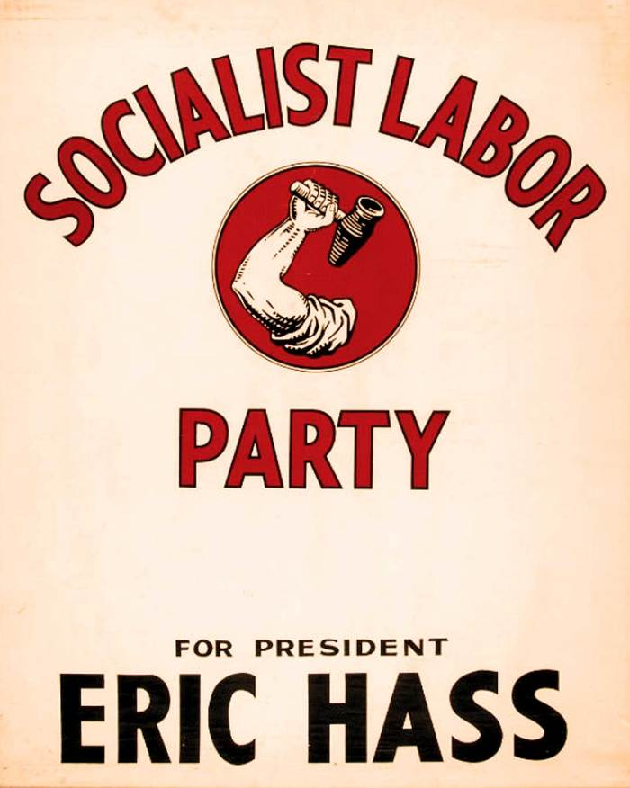 Not to be confused with all those other Socialist Parties. Equal Time was in full bloom in 1956.