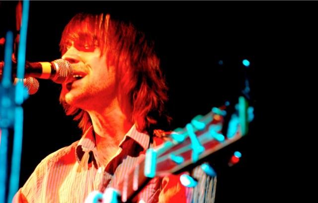 John Elliot of The Little Unsaid - new sounds on the horizon.