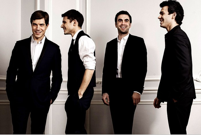 The Modigliani Quartet - Classical Music's answer to Popstars.