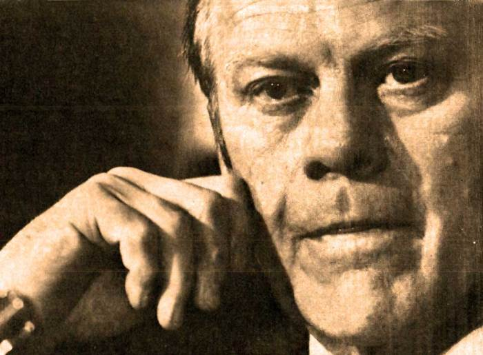 Gerald Ford - the uneasy Number 2.