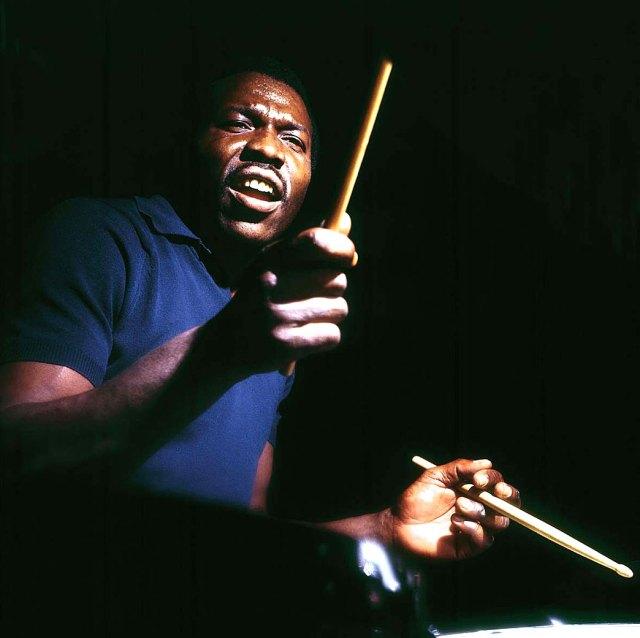 Elvin Jones - Swingin' at MOMA