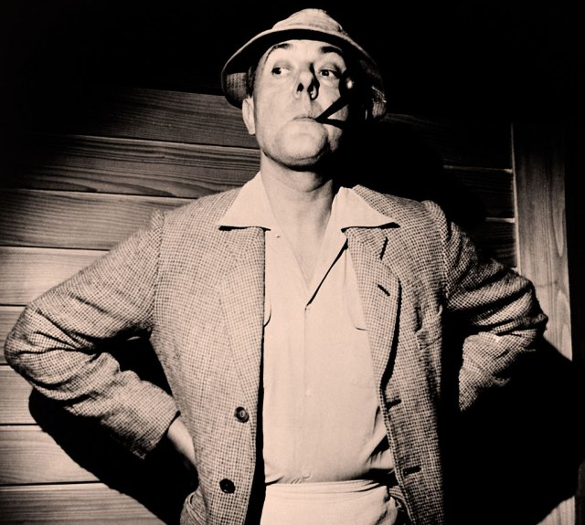 Jacques Tati - alias: Mr. Hulot - Proved without a doubt there was a little Hulot in everybody.