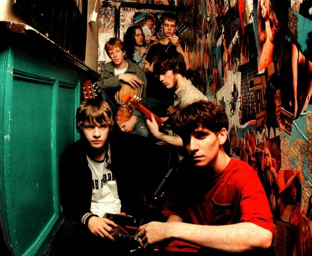 """The Coral - hailed as the first group to be part of the """"Guitar Group Revival"""""""