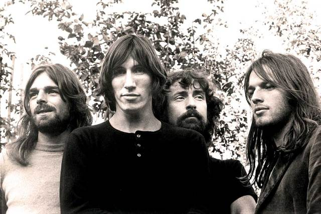 Pink Floyd - shedding one skin, trying on another.