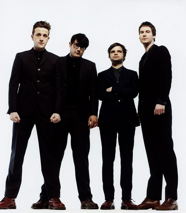 The Futureheads - now on sabbatical, or is it hiatus?