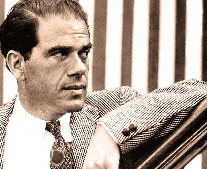Frank Capra - injected a level of humanity into film that became known as Capraesque.