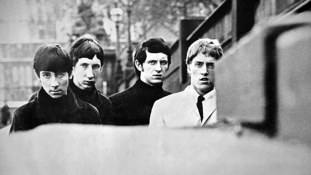 The Who - never before and never since.