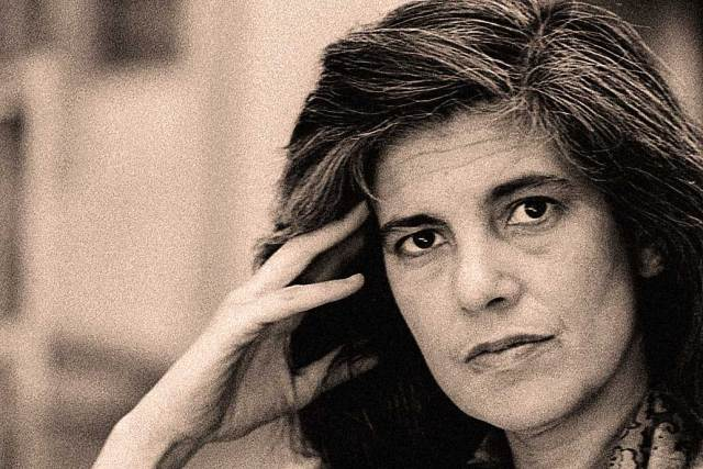 Susan Sontag - One of the most influential critics of a generation. . . and beyond.