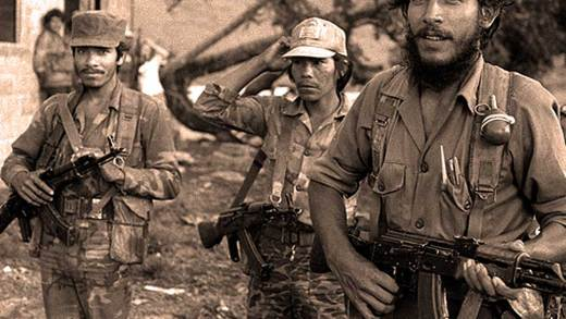 January 15, 1984 – Bringing Central America To The Boil – And The Word Is Sandinista.