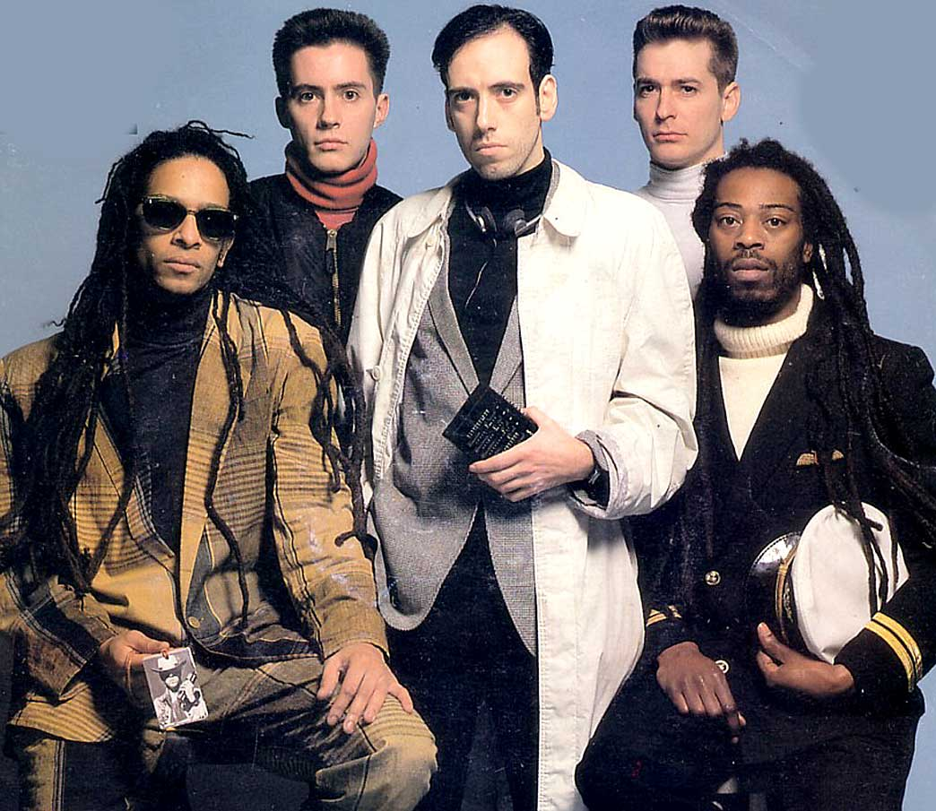 Big Audio Dynamite - Live In Bradford - 1988 - Nights At The Roundtable:  Concert Edition - Past Daily: News, History, Music And An Enormous Sound  Archive.